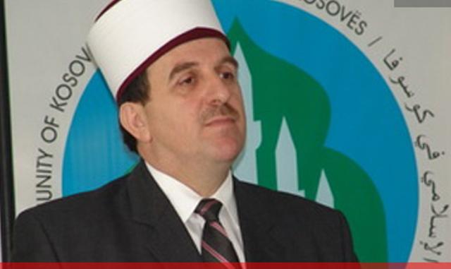 Myftiu i Kosovës Mr.Naim Tërnava