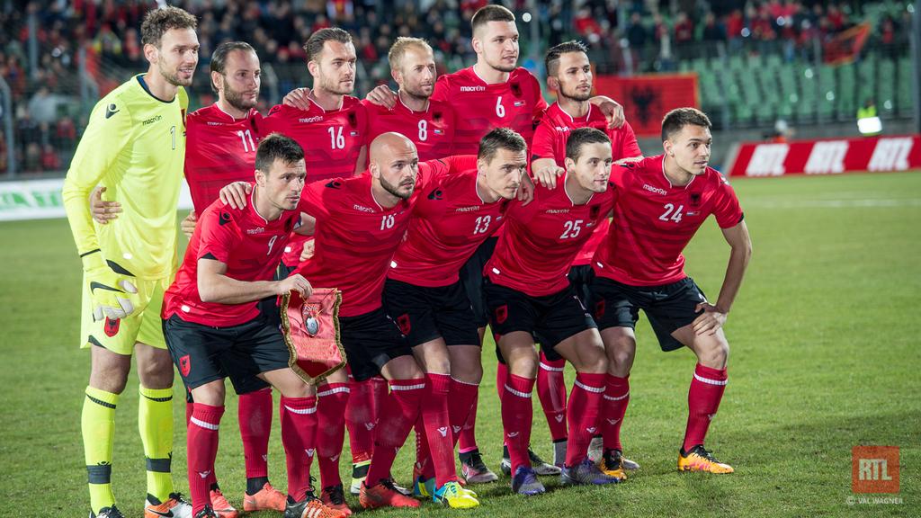 Image result for kombetarja shqiptare 2016